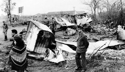 Fotógrafo que perdeu voo por atraso guarda registros há 44 anos da maior tragédia aérea de MS