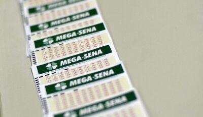 Mega-Sena sorteia hoje prêmio de R$ 2,5 milhões