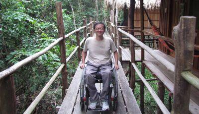 Bonito (MS) é citado em matéria da Folha de S. Paulo na acessibilidade ao turista com deficiência