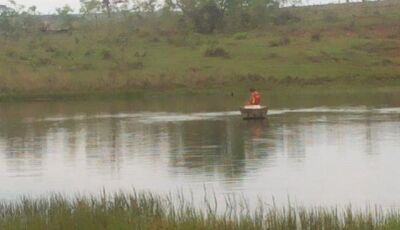 Rapaz morre afogado enquanto nadava em lago de represa em cidade do MS
