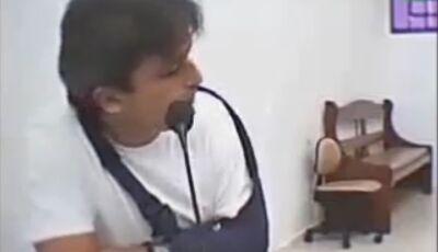 VÍDEO: seção judiciária chefiada por Odilon foi investigada por venda de armas apreendidas
