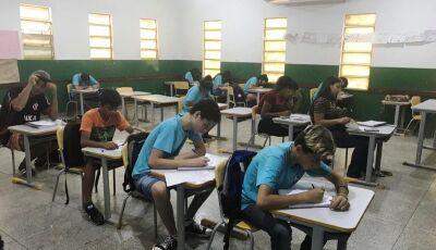 SEMEC inicia aplicações da avaliação final na Rede Municipal em Bonito