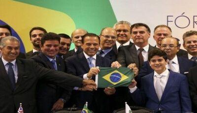Carta de governadores a Bolsonaro tem 4 propostas apresentadas por Reinaldo