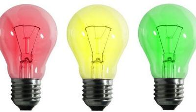 Bandeira tarifária de energia é amarela em novembro