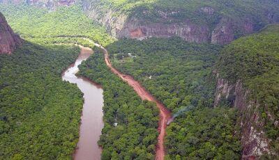 Obra emblemática para desenvolvimento e turismo recebe R$ 17,6 milhões em asfalto do governo do MS