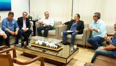 Bonito (MS) na lista, Reinaldo dá sinal verde para nova fase de digitalização da TVE Cultura