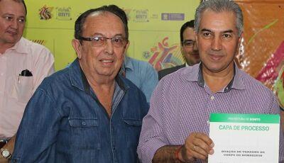 Governador Reinaldo Azambuja garante apoio estadual a eventos em Bonito (MS)