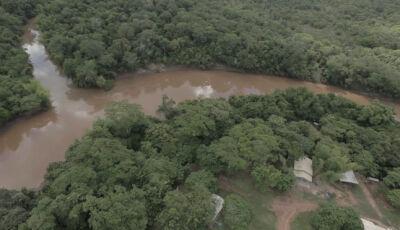 Após sobrevoo na região do rio da Prata, Imasul notifica duas propriedades em Bonito (MS)