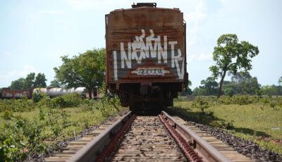 A pedido de Reinaldo, recuperação da principal ferrovia de MS será prioridade de Bolsonaro