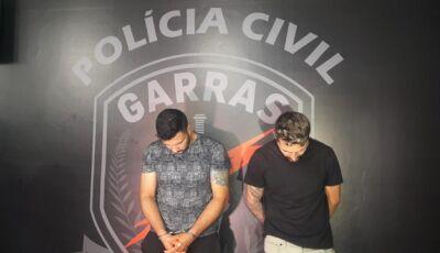 Homens que furtaram R$100 mil em envelopes de dentro de caixas eletrônicos de MS são presos em SP