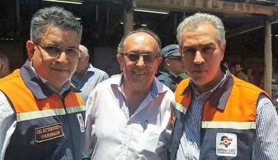 BONITO (MS): Governador entregará pavimentação da Estrada do Curê e participa do Troféu Piraputanga