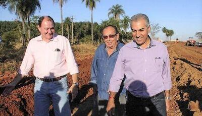 Governador entrega na terça-feira mais de R$ 36 milhões em obras em Bonito (MS)