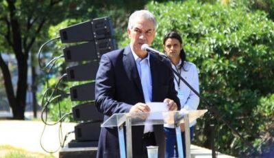 Governador vai pedir a Moro ampliação de vagas da PRF para MS