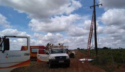 Funcionário da Energisa morre eletrocutado em cidade do MS