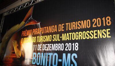 Em grande estilo, Troféu Piraputanga valoriza apoiadores do turismo e empresários de Bonito (MS)