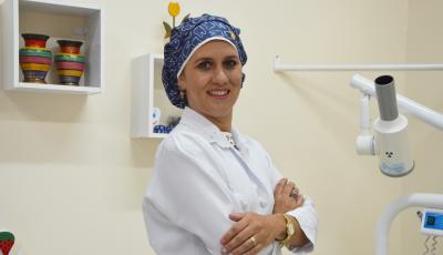 Credibilidade no trabalho, faz a Dra. Aline ir além da excelência nos atendimentos e procedimentos