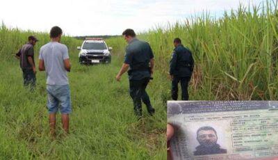 Rapaz morre com tiro acidental durante caçada de javalis em canavial em MS