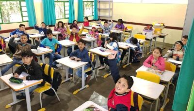 Educação aprova calendário das escolas e CEIs para 2019 em Bonito