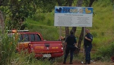 Homem de 60 anos atira na ex e se joga de cachoeira em Campo Grande