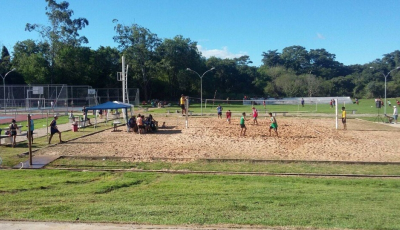 Aberto todos os dias, CMU abriga inúmeras práticas esportivas em Bonito (MS)