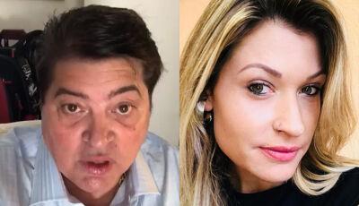 Datena é acusado de assédio sexual por ex-repórter da Band