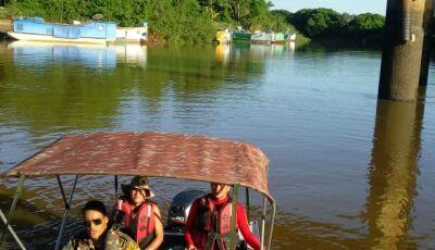 'Prainha', local onde criança morreu afogada já estava interditada por risco de morte em Miranda