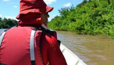 Encontrado corpo de criança que desapareceu no Rio Miranda
