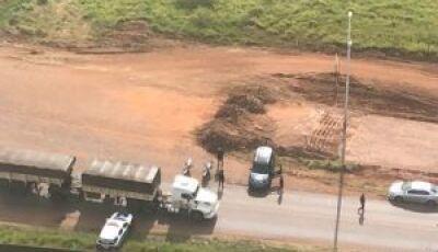 Brasil e Paraguai cercam  traficantes em nova rota