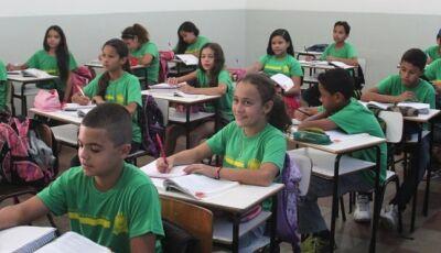 Estudantes têm até esta quarta para fazer pré-matrícula na Rede Estadual de Ensino