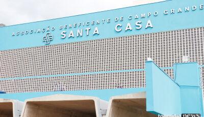 Técnico de enfermagem é encontrado morto dentro de banheiro da Santa Casa da Capital