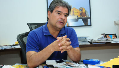 Nelsinho Trad é eleito coordenador da bancada de MS em Brasília