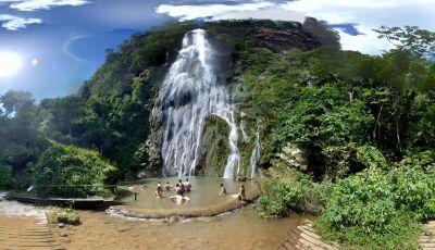 Cachoeira BOCA DA ONÇA entre as 23 cachoeiras mais impressionantes do Brasil