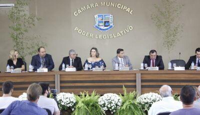 Confira as proposições aprovadas pelos vereadores durante sessão ordinária da Câmara de Bonito