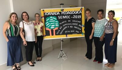 Secretaria de Educação realiza a Jornada Pedagógica 2019