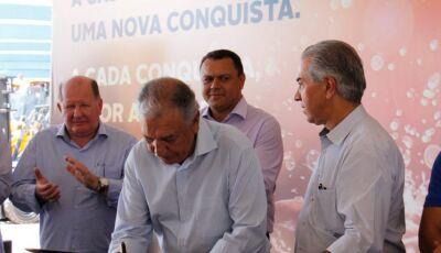 Reinaldo nomeia, em definitivo, ex-diretor da Sanesul para o Detran-MS e designa função a Verruck
