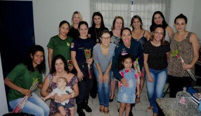 Em Bonito (MS), 1ª CIPM  oferece coquetel em homenagem às mulheres, CONFIRA AS FOTOS