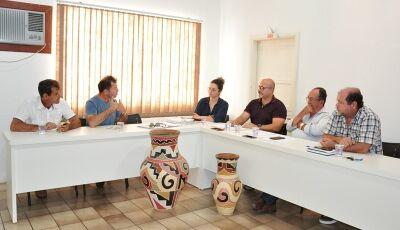 COMDEMA debate conservação de água e solo em Bonito