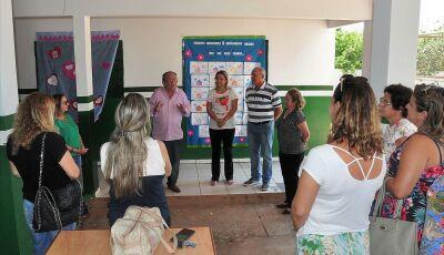 Odilson entrega ampliação da Escola Izaura Pinto Guimarães em Bonito (MS)