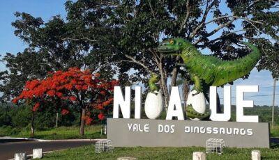 Lançado em 2015, Nioaque tem seu Vale dos Dinossauros ainda quase intocável