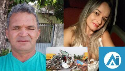 Identificadas as duas vítimas fatais da colisão na BR-163 em Nova Alvorada do Sul