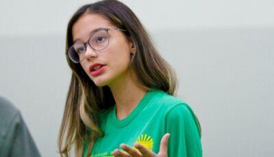 Projeto de escola estadual  de MS leva aluna para maior feira de ciências do mundo nos EUA