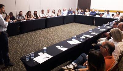 Conselho Estadual de Turismo de MS faz planejamento estratégico para os próximos 10 anos