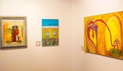 Fundação de Cultura inaugura 'Espaço Jorapimo' com obras inspiradas em Lídia Baís