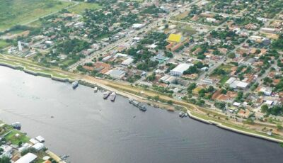 Marun se reúne na terça com diretor da Itaipu Paraguai para tratar de ponte em Murtinho