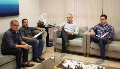 Em audiência com vereadores governador Reinaldo Azambuja confirma novos investimentos para Maracaju