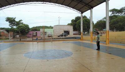 Trabalhos de revitalização da 'Quadrinha da Vila Donária' tem seu início em Bonito (MS)