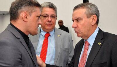 Assembleia cria frente parlamentar sobre problemas dos rios da região de Bonito