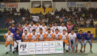 Bonito (MS) começa nesta sexta a corrida pela classificação da 1ª fase da Copa Morena de Futsal