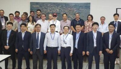 Grupo coreano anuncia investimento de R$ 6 bilhões em usina solar em MS