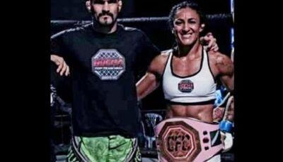 Bonitense conquista título inédito de MMA no Japão